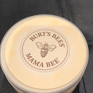 NWT burts bee mama bee maternity belly butter